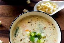 Soups, Chilis, etc.