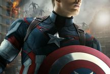 Captain America/ Chris Evans