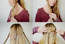 just some braids
