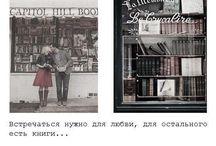 """""""Книги-- это всегда хорошо"""" / Эта доска о книгах, историй, фандомах, о персонажах фандомов. Здесь можно увидеть разные цитаты, опять же, про фандомы."""