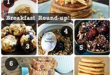 ~Real Food Breakfasts~
