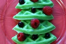 Christmas holiday crafts and recipes