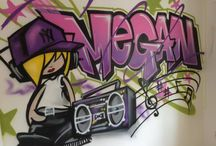inspiration til maleri - graffitti
