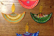 Diwali decorations idea