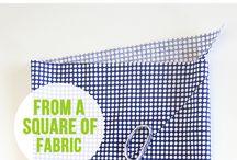 Sewing tips (bindings)
