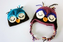 Crochet Creations / by Margaret Hotovec