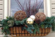 Fall / winter decorations