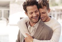 Same Sex Couples Boudoir - Men