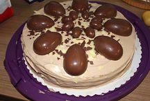 Kinder Schokolade torte