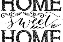 Home Sweet Clip