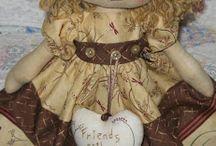 Friend gather here merry lu doll