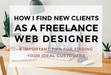 Tips for Web Designers / Getting into web design? Check out these blog posts, they're a great start!