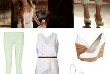 2015-16 School Fashion / Outfit Ideas and Inspiration from TV Shows and Others to be inspired for this school year.
