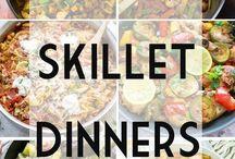 skillet dinners