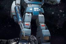 Transformers / by Ronald Paniagua
