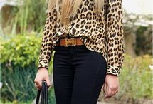Leopard love...<3