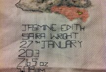 Cross stitches / Patterns I have done