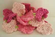 Crochet scarf / by Jannie van Huizen