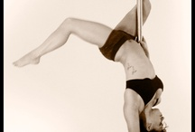 Pole Moves / by Jamie-Lee Taylor