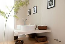 Home Ideas - Interiors (Bathroom Spaces)