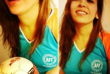 "Outfit ""HORMONA"" / Fútbol con estilo femenino."