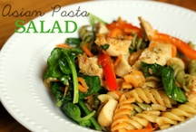 Pasta Salad / by Natalie | Cooking for My Kids