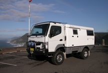 Earthcruiser Fuso / travel, vechicle, expedition, offroad, truck, car, holiday, 4x4, earthcruiser, 4wd motorhome.
