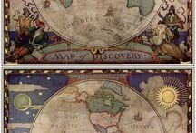 Картинки Для Декупажа Книги Карты