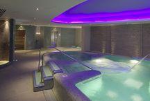 Kohler Waters Spa / Award winning Kohler Waters Spa at the Old Course Hotel, Golf Resort & Spa in #StAndrews