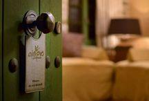 Hotel projects by Simpas lll gllass / Ξενωνας Aithrio guesthouse στο Διλοφο Ζαγοριου