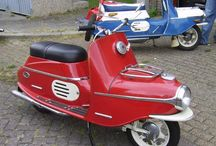 Cezeta scooter