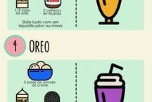 Milk Shek com sorvete