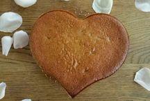 Les desserts du Vendredi / Des idées de recettes simples sans laitage ni beurre :)