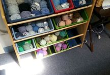 Waverly Wool / This Fiber is now only available by special order. $13.95 per hank.