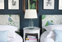 Guest bedroom / by Lily Vecino