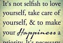 Self Love Self Care: Juste Etre