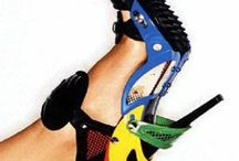 Shoe Passion / I love shoes and I hope you do too! See the fun, creative, and passionate art of shoes.
