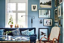 Färg vardagsrum