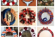 Game Day at Home / Our favorite ways to show your school spirit at home