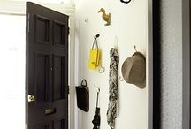 Entryway Awesomeness / by Brittanie Reed