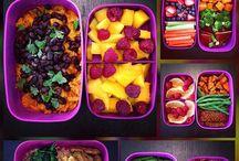 Eten en drinken - Gezonde lunch box