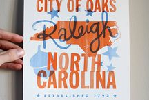 Raleigh / by Norma Weekman