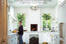 HOME + interior / Home deco, interior ideas and everyday living tips