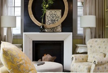 Fireplace / by Terra Palmer
