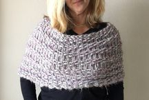 loom projects - poncho