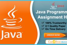 Java Programming Assignments Online