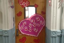 Valentine's Day Preschool / Ideas for your decorations