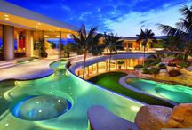 Landscaping, Hardscaping, Gardening and Pools / Cool, inspiring and beautiful landscapes, decks, patios, pools and gardening ideas