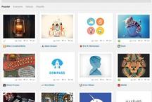 serwisy z inspiracjami - webDesignElementy
