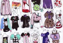 Anime Clothes-Outfits